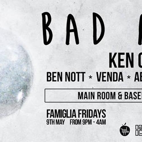 Ben Nott (UK)- Recorded @ Bad Apple @ The Burdekin- Sydney- May 2014
