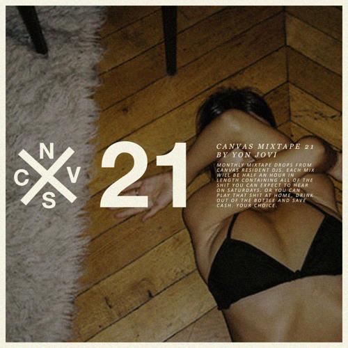 Canvas Mixtape Project - April 14 - Yon Jovi