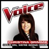 Christina Grimmie - Hold On, Were Going Home - Studio Version - The Voice USA 2014