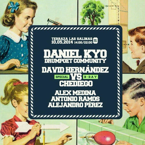 Daniel Kyo @ Las Salinas (Las Palmas)