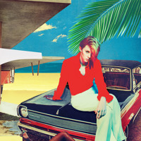 La Roux Let Me Down Gently Artwork