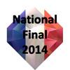Eurovision 2014 France National Final - 02 Joanna - Ma Liberté