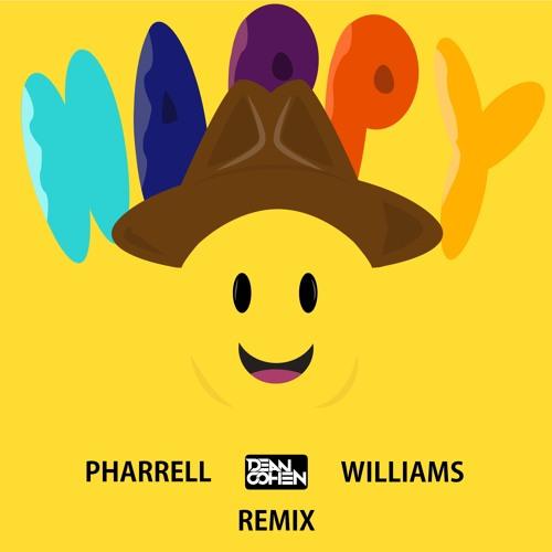 Pharrell - Happy (Dean Cohen Bootleg)