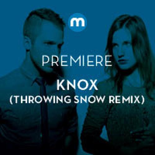 Premiere: Knox 'Redline' (Throwing Snow Remix)