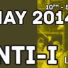 Aba Shanti I @Streetlife, Leicester - 10/05/2014