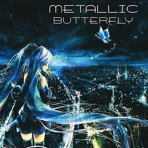 Princess Nokia's 'Metallic Butterfly'