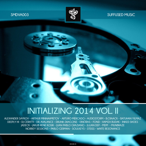 SMDVA003 VA Initializing 2014 vol. II [Suffused Music]