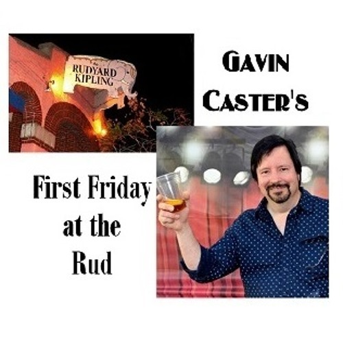 Gavin Caster's First Friday at the Rud - 04.13.14 - John Gage, Leigh Ann Yost and Joel Henderson