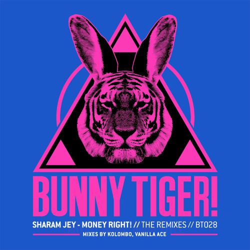 Sharam Jey - Money Right! (Kolombo & Vanilla Ace Remixes)Preview! BT028 OUT NOW