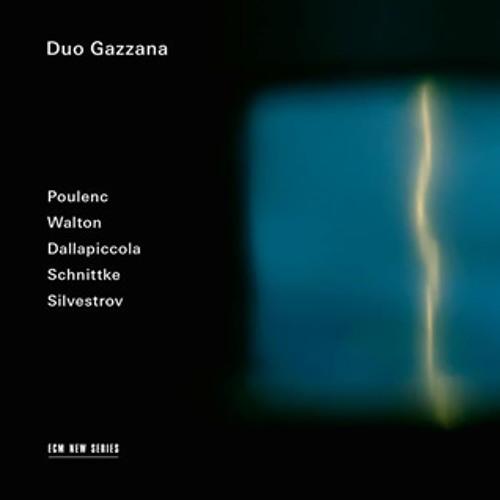 Duo Gazzana on Dallapiccola