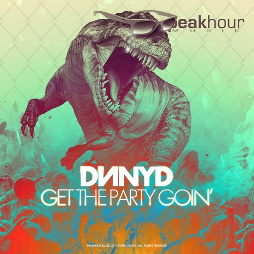 DNNYD - Get The Party Goin' (Original Mix)