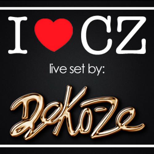 DEKO-ZE - ZONED OUT (Live at Comfort Zone Sun. Apr 27) - A deeper tech mix
