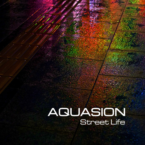 Aquasion - Soul Jazz Funk
