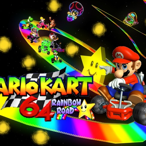 Mario Kart 64 - Rainbow Road (Andross Remix) by