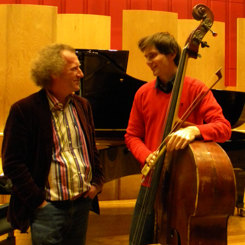 Concerto For Double Bass And Orchestra - Robert Groslot