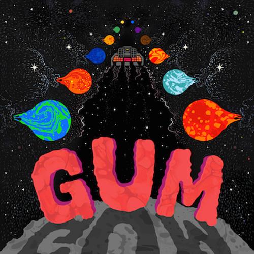 GUM - Delorean Highway (full album)