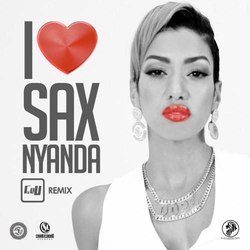 NYANDA - I Love Sax (F.eU Remix) CLIP