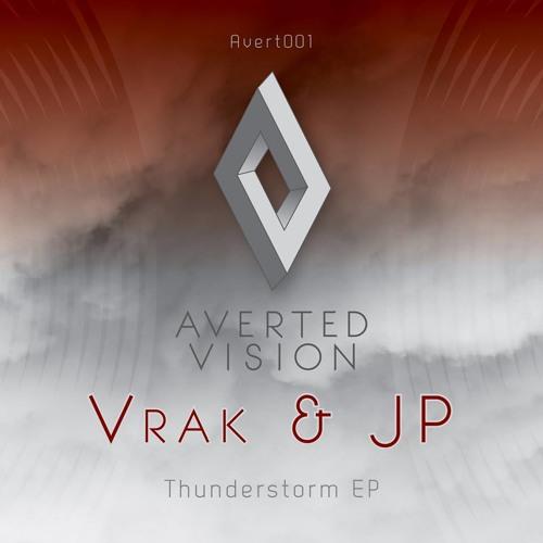 Vrak & JP - Thunderstorm EP // Avert001