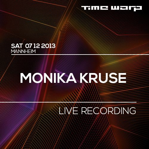 Monika Kruse @ Time Warp Netherlands 2013