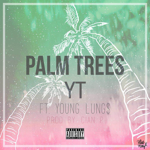 Palm Trees Feat. Young Lungs [Prod. By Cian P]