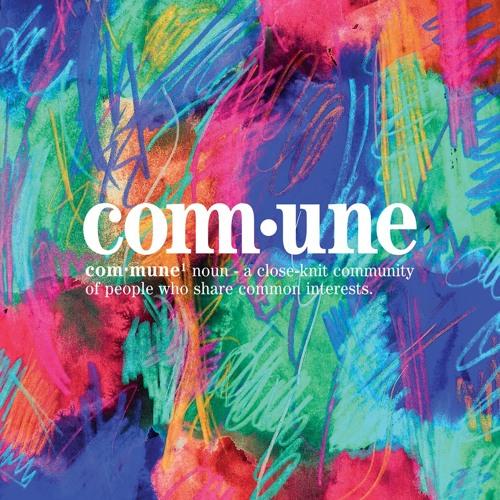 comm•une 1st birthday mixtape