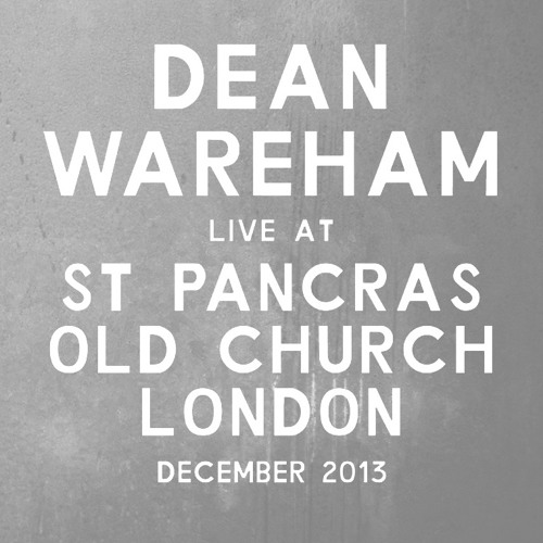 Dean Wareham 'Ceremony' (Live)