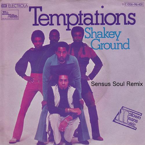 Shakey Ground (Sensus Soul Remix)