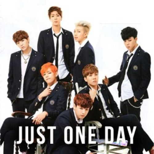 Bts Just One Day Short Cover By Seo Sone On Soundcloud Hear