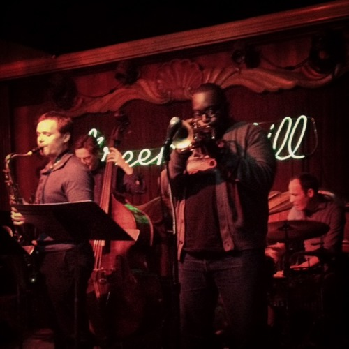 Many Blessings Live at the Green Mill 4-27-14