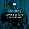 Premiere: Above & Beyond 'Sticky Fingers' ft. Alex Vargas (Lane 8 remix)