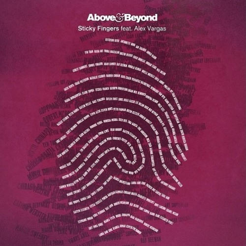 Above & Beyond - Sticky Fingers (Om Unit Remix)