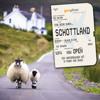 Hörbuch Eine Reise durch Schottland - Hörprobe