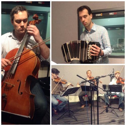 Spektral Quartet teams up with Julien Labro