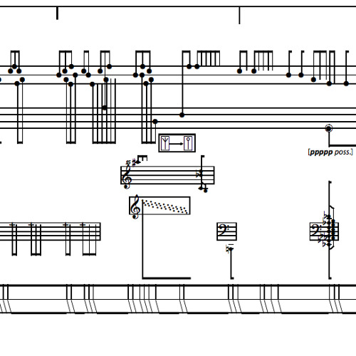 traces that time leaves on built form (2012) for percussion and piano by Timothy McCormack