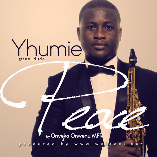 PEACE instrumental by Yhumie sax