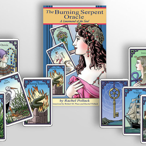 Rachel Pollack And The Burning Serpent Oracle