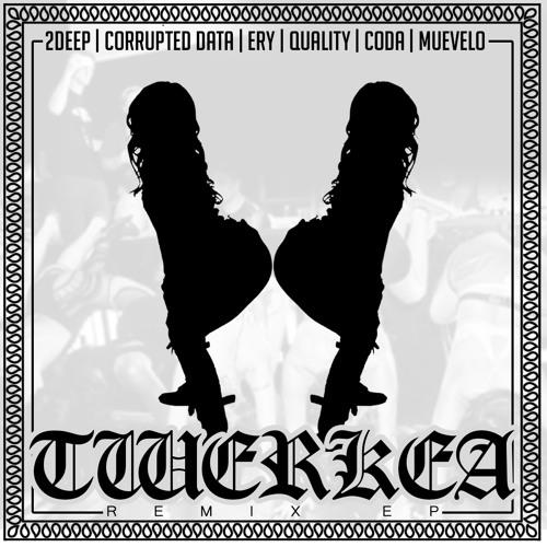 2 DEEP, Corrupted Data & Erysauruz - Twerkea (DeejayQuality Remix)