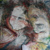 Performance peinture/musique