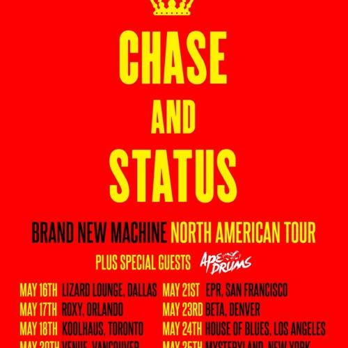 Brand New Machine Tour Mixtape   Ape Drums
