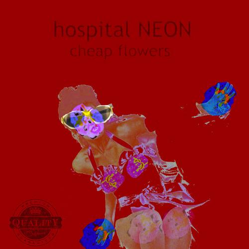hospital NEON - Cheap flowers