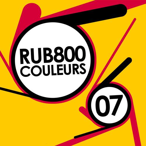 Rub800 - Couleurs