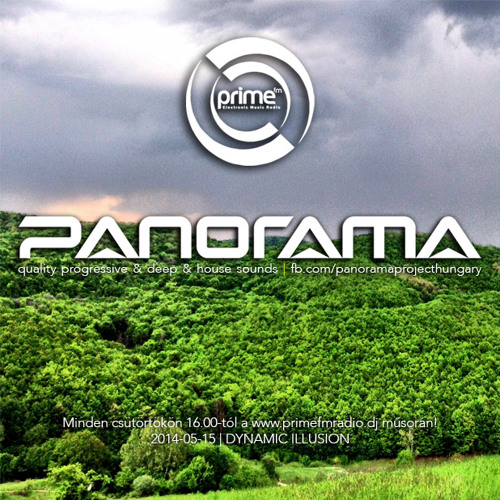 Panorama @ Prime FM 006 | Mixed By Dynamic Illusion | 20140515