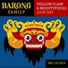 YELLOW CLAW & MIGHTYFOOLS - LICK DAT (JIRO UCHIDA)(edit)
