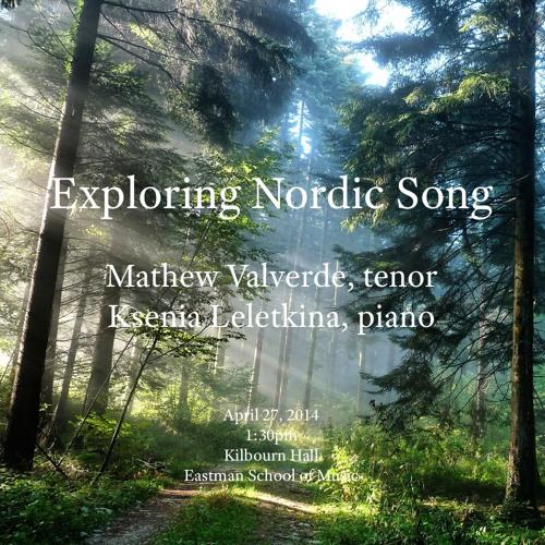 Yli kukkien, Op. 23, no. 3 (Toivo Kuula)