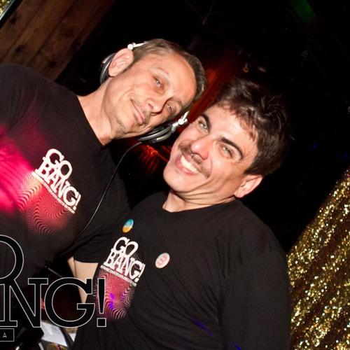 Steve Fabus & Sergio Fedasz at Go BANG! May 2014