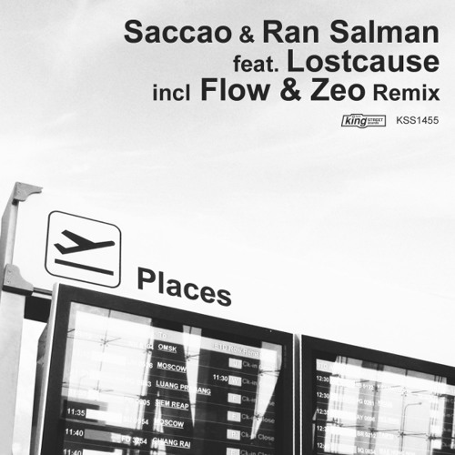 Saccao & R. Salman Ft. Lostcause - Places (Flow & Zeo Rmx)Snippet