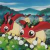 Pokémon Ruby & Sapphire - VS Wild Pokémon (GBA & Anime mashup)