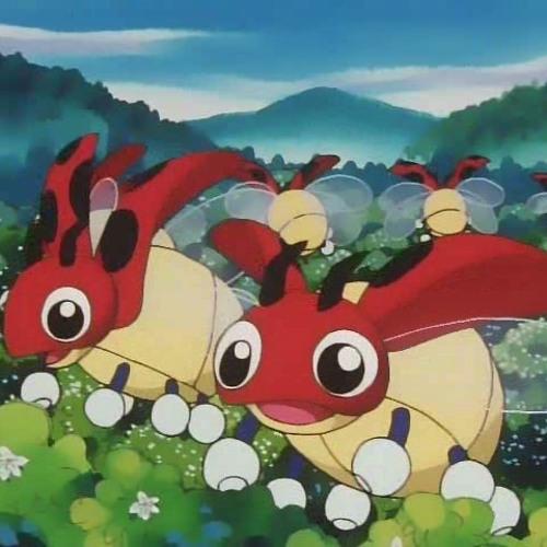 Pokémon Ruby & Sapphire - VS Wild Pokémon (GBA & Anime