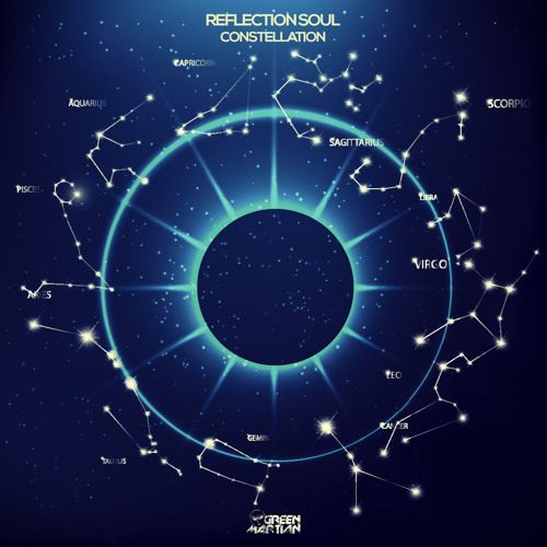 Reflection Soul - Constellation (Green Martian)