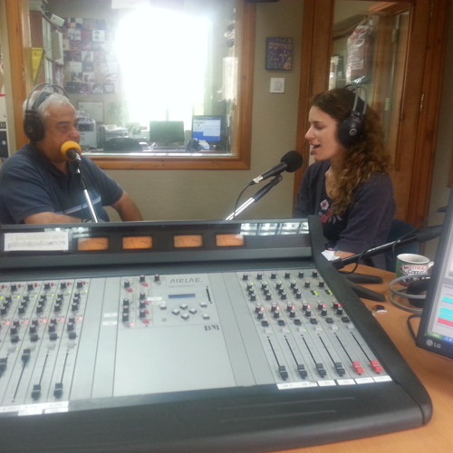 Radio interview with Osnat Shperling, Sindyanna of Galilee